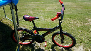 Boys Star Wars bicycle