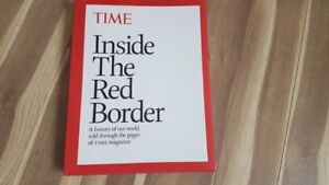 Time Inside The Red Border Book