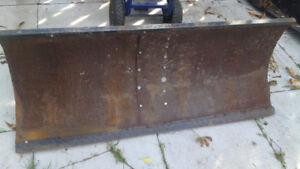 Large atv snow blade