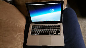 MACBOOK PRO Mid 2010 with new 120 Gb SSD