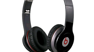 Beats By Dre Solo HD Wired headphone headphone works perfectly w