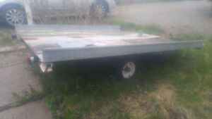 ATV/SKIDOO TRAILER