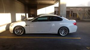 2011 BMW M3  double embrayage Compétition Package