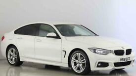 image for 2018 BMW 4 Series 420i M Sport 5dr Auto [Professional Media] Hatchback Petrol Au