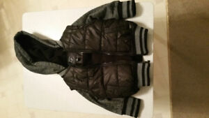 Toddlers light winter jacket