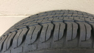 4 General Snow Tires 185/60R15 on Rims
