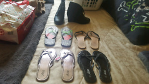 Sandals/heels size 6 $10 for all