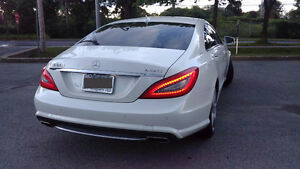 2012 Mercedes-Benz CLS-Class CLS 550 4MATIC *AMG PACKAGE*