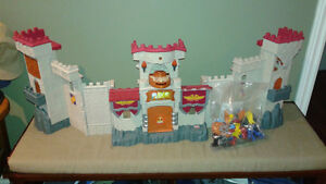 Fisher Price Imaginext Castle