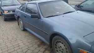 1986 300zx project.