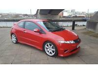 2009 Honda Civic 2.0 i-VTEC Type R Hatchback 3dr