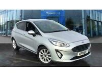 2019 Ford Fiesta 1.0 EcoBoost Titanium 5dr Auto- Tinted Glass, LED Day Time Runn