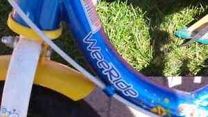 Weeride Learn 2 Ride Balance Bike 10-Inch