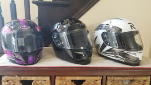 Motorcycle Helmets Boots Gloves Pants & Storage
