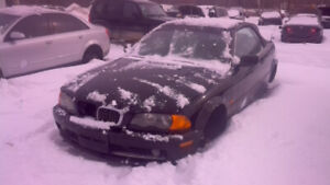 2001 BMW 325 ci PARTING OUT