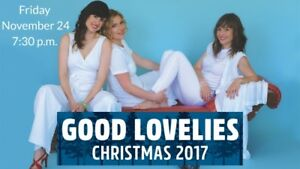 2 Tickets to The Good Lovelies @ The Empire Theatre Belleville
