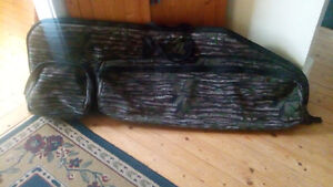 Soft sided bow case