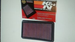 K&N 33-5025 Replacement Air Filter , Chrysler 200