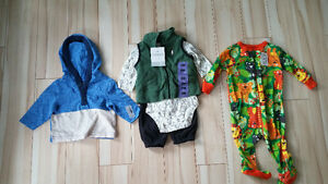 3m Boys clothing- tags on and never used