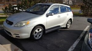 2003 Toyota Matrix XR Exceptional Condition. Only 155K, BT, MP3