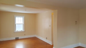 1 bedroom March 1st