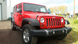 2012 Jeep Wrangler Awesome 4X4 !!!!!