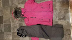 Girls OshKosh Snowsuit - size 7