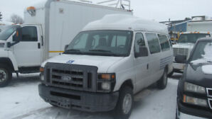 2013 Ford mobility van