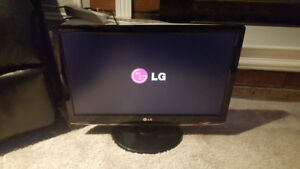 LG & ASUS Monitors, JBL Speakers, Leather Chair & More