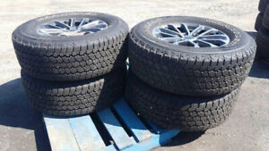 Tires and Rims at Bryan's Auction - Ends May 29th