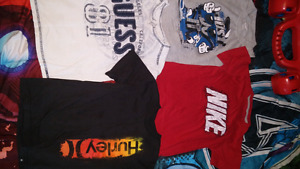 Size 5 and 6 boys clothing