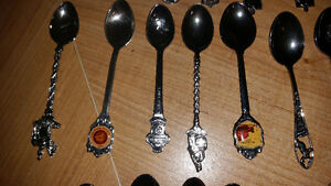 33 AWESOME SPOONS MOSTLY FROM CANADA EVEN HAS THE PRINCE!!!!!!!! London Ontario image 4