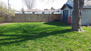 WORKING FAMILY5need 3bedroom plus garage for lawncare/snow equip