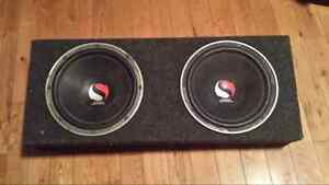 Trades welcomes sound system for trade or sell