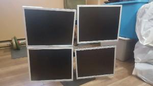 Rack et 4 ecran