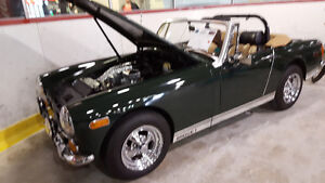 Exceptional 1972 MG Midget