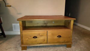 Ikea Markor coffee table/TV stand