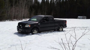 I have a 2006 Ford f150 fx4 for sale asking 2000$