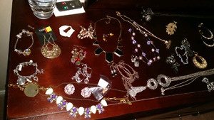 Jewelry moving sale