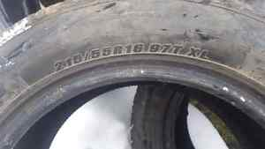 4 Federal Himalaya 215/55R16 winter tires