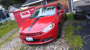 2014 Dodge Dart SE 43,441 killometers payment takeover
