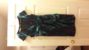 Blue Beautiful Dress  Size 10   $20  reduced now $10   Fergus
