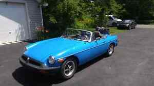 1980 MGB Great Driver!