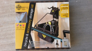 Bicycle and Accessory Storage Kit - Flip Clip *New in Box*