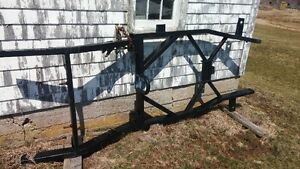 Custom Built Frame