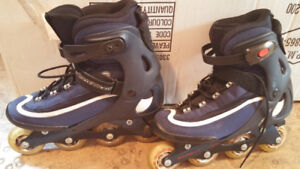 Roller Blades for sale (rarely used)