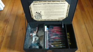 Street fighter collector kit