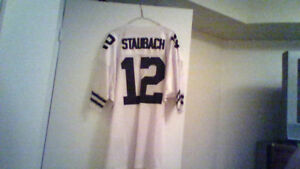 Mitch and Ness Dallas Cowboys Roger Staubach XXL Jerseys