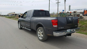 2008 nissan titan LE fully loaded 4x4