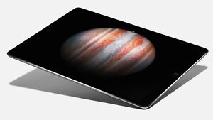 "Ipad Pro 12.9"" Top 256gb Wifi + Cellular Almost New Space Grey Labrador Gold Coast City Preview"